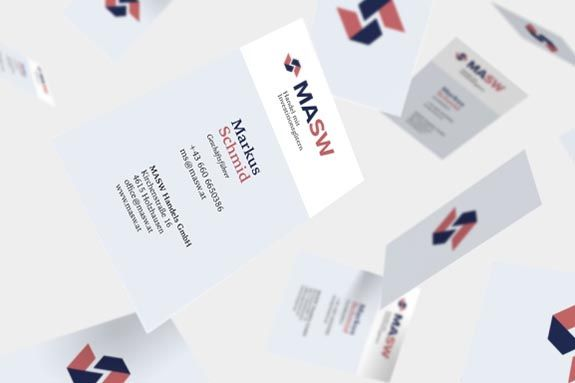 Corporate Design MASW GmbH