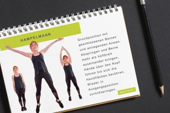 Trainingsunterlagen für MindMotion